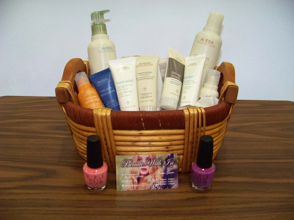 #26 Personal Care Basket