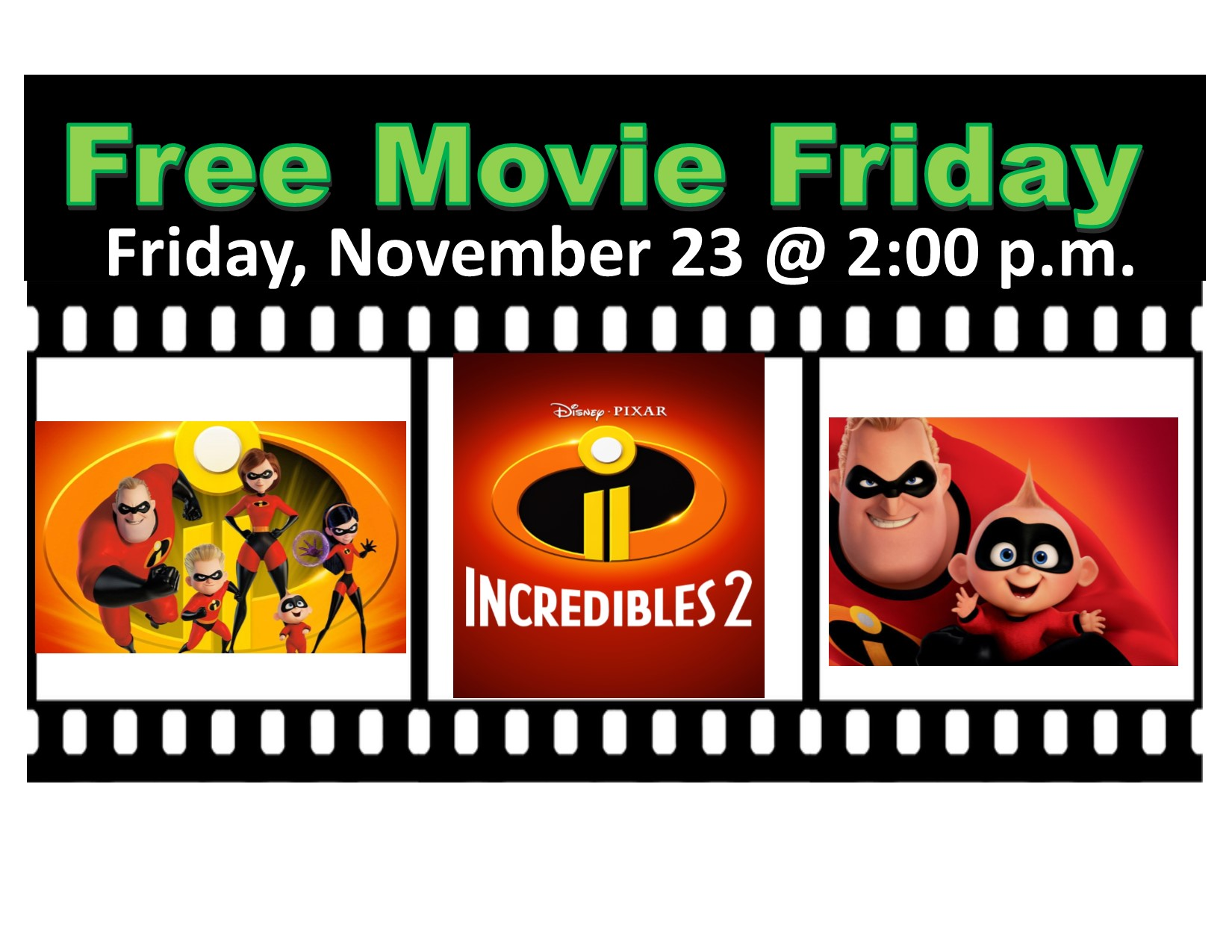 Free Movie Friday | Reedsburg Public Library